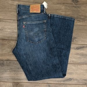 Levi's 559 Relaxed Straight fit size 32W x32L NWOT
